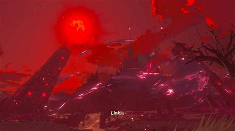 Zelda Blood Moon My Thoughts And Experiences With Blood Moons The
