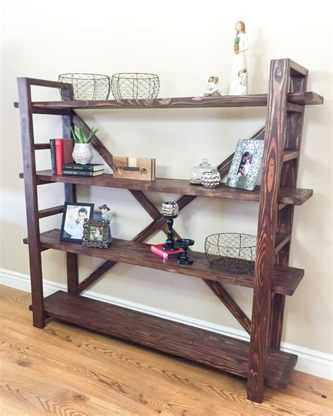 how to build a bookshelf diy bookshelf