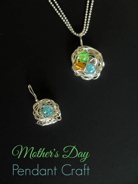 easy  absolutely lovely diy mothers day jewelry gift