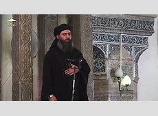 AlBaghdadi's death if confirmed would be devastating blow