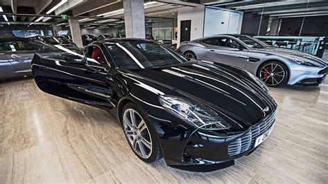 Aston Martin One-77 Believed To Be The Most Expensive Car
