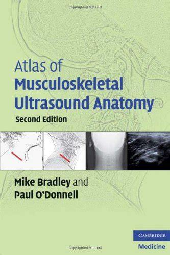 Atlas of Musculoskeletal Ultrasound Anatomy eBook ...