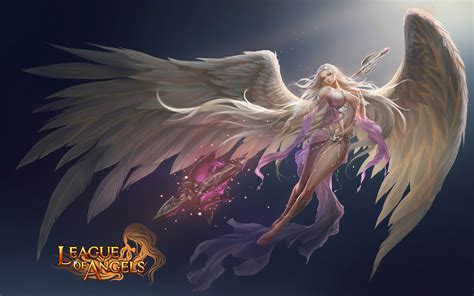 league  angels fortuna beautiful girl video game