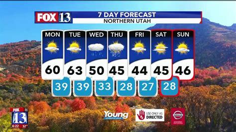 Weather Year Round In Pine Valley Utah