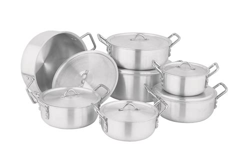 cuisine aluminium how to choose the best and healthy cookware for your kitchen
