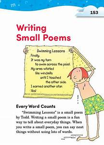 31 Writing Small Poems