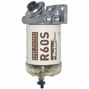 Fuel Filter Water Separator  U2013 Racor Spin