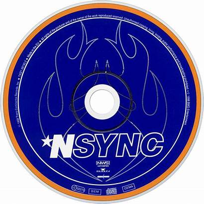 Nsync Fanart Tv Cd Album Disc Artist