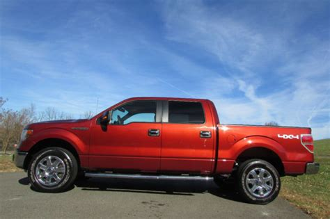 ford  supercrew  xlt wleather fully loaded