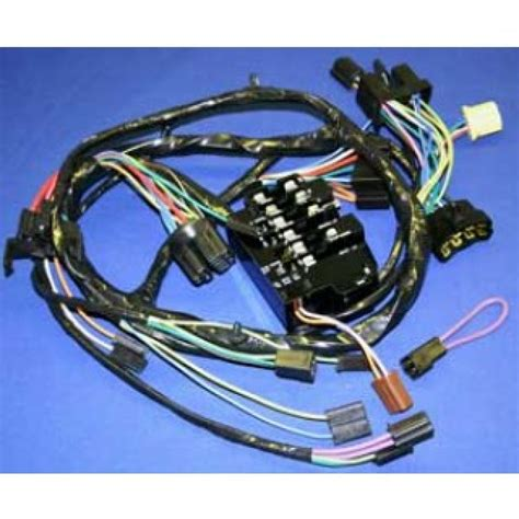 1965 Chevy Truck Wiring Harnes by 1964 1965 Chevy C10 Dash Harness
