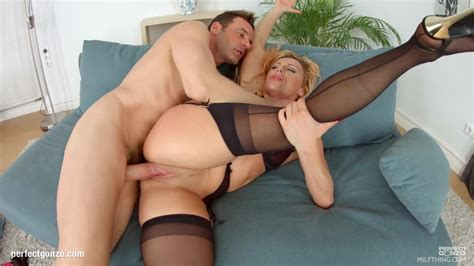 Brittany Bardot Mature Hottie Gets Gonzo Hardcore Sex By