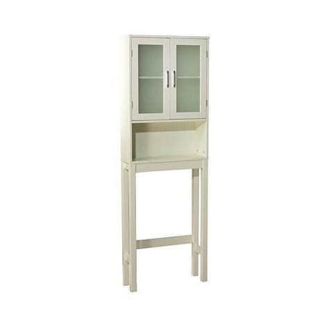 over the toilet cabinet target target display cabinet tms frosted pane over toilet