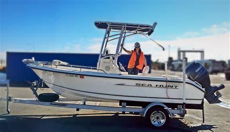 Australian Sport Fishing Boats by Import A Boat To Australia Sea Hunt 186 Cc Sport Fishing