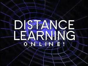 Distance Learning Online: A New Media Presentation - YouTube