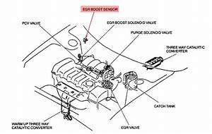 Egr Valve Location Mazda 626 2001