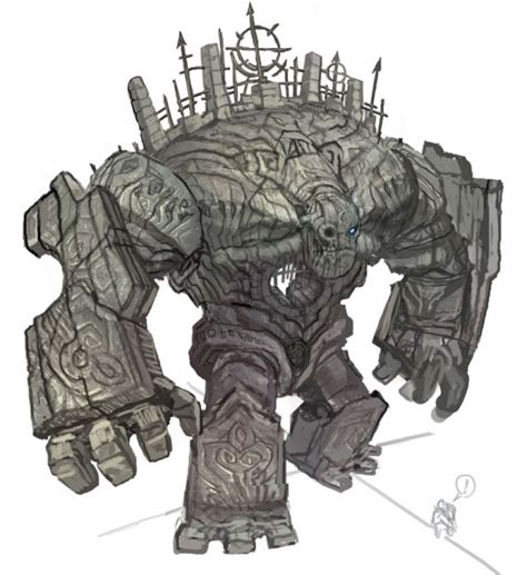 Darksiders 2 Artwork by Darksiders Concept Art