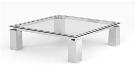 table basse carree wenge et verre ezooq