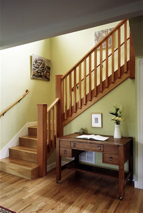 front staircase craftsman staircase san