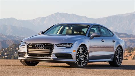 Fathers & Sons Audi  2016 Audi A7