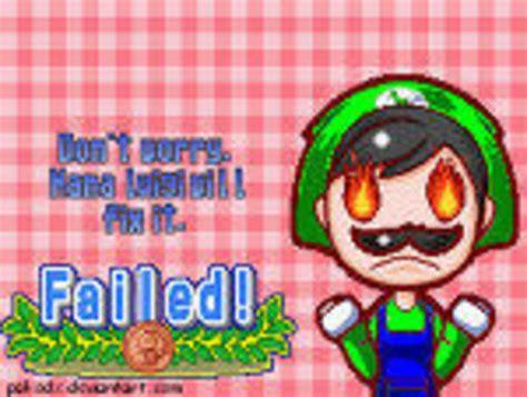 Mama Luigi Meme - mama luigi plush memes