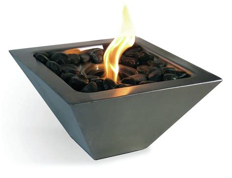 Indoor Outdoor Tabletop Fireplace Gadget Flow