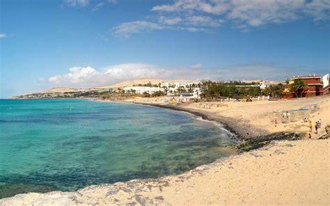 playa de costa calma fuerteventura canary islands