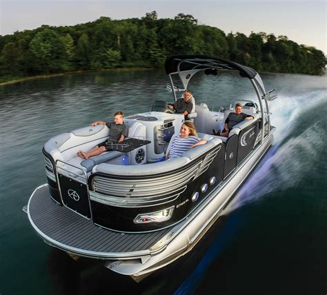 Best Pontoon Boats On The Market by A Look At These Top Avalon Pontoon Boat Reviews