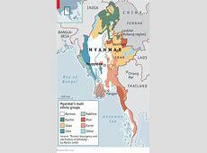 Religious Liberty Prayer Bulletin RLPB 347 Burma Global