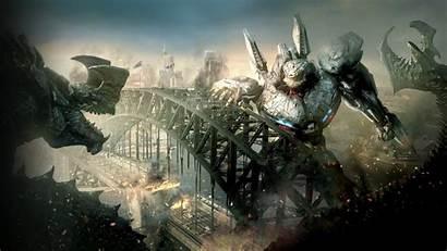 Rim Pacific Kaiju Movies Wallpapers Desktop 1080