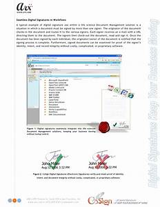 Digital signatures for document management in life sciences for Electronic signature document management system