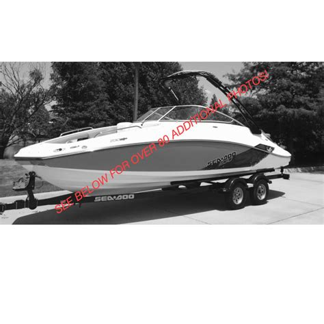 Sea Doo Jet Boat Hull by Sea Doo 230 Sp Boat For Sale From Usa