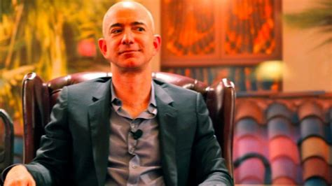 Jeff Bezos Explains Why He's Building a 10,000 Year Clock