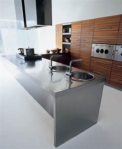 Moderne Küchen Ideen : moderne k chen interieurs 10 erstaunliche originelle ideen ~ Sanjose-hotels-ca.com Haus und Dekorationen