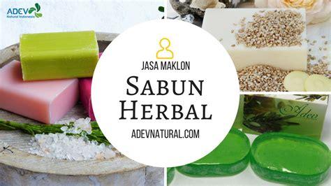 Harga Merk Herbal sabun herbal wajah manfaat bahan cara membuat sabun