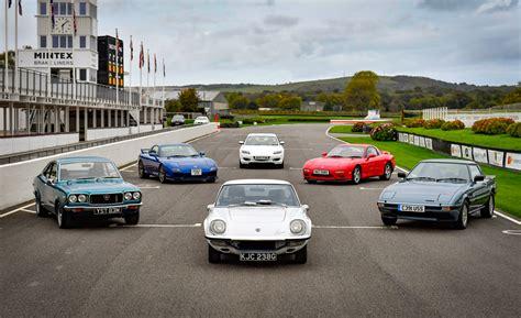 50 Years Of Rotary-powered Cars