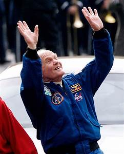 Former astronaut John Glenn dies at 95 - Portland Press Herald