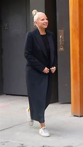 SIA FURLER Out and About in New York 01/29/2016 - HawtCelebs
