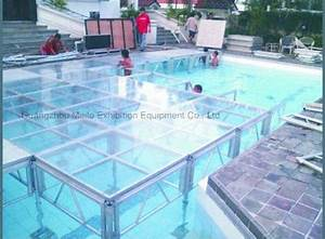 Pool 3 66 X 1 22 : 1 22 vidro acr lico dancing stage palco piscina ~ Kayakingforconservation.com Haus und Dekorationen