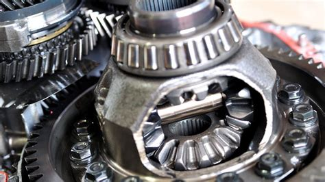 4 Different Types Of Differentials (and How They Work