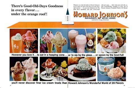 cake ice cream weekend event howard johnsons restaurant