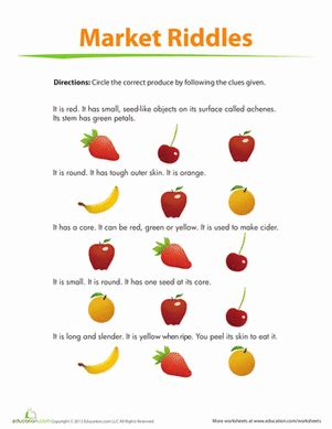 fruit riddles turkan logic puzzles