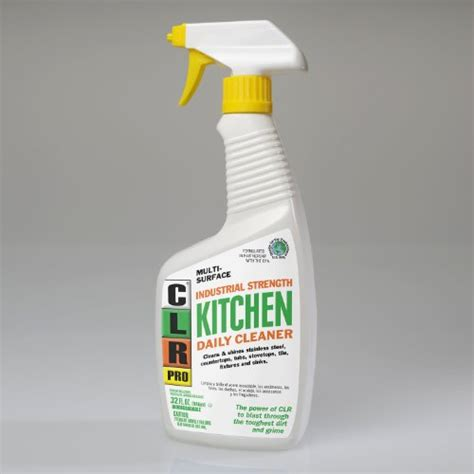 Does Clr Bathroom Cleaner Work by Buy Clr Pro Kitch 32pro Multi Purpose Daily Kitchen