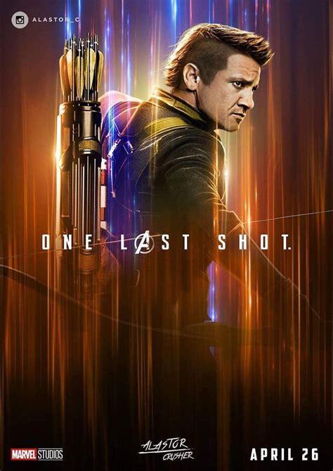 Avengers Endgame Hawkeye Haircut Play Movies One