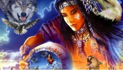 Native American Screensavers Spirit Wallpapersafari Forwallpapercom