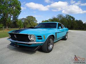1970 Mustang Fastback, Matching Numbers, Frame Off, Gorgeous, 351, 70 Pics L@@K!