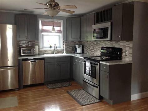 grey shaker kitchen cabinets grey shaker kitchen cabinets modern kitchen 4088