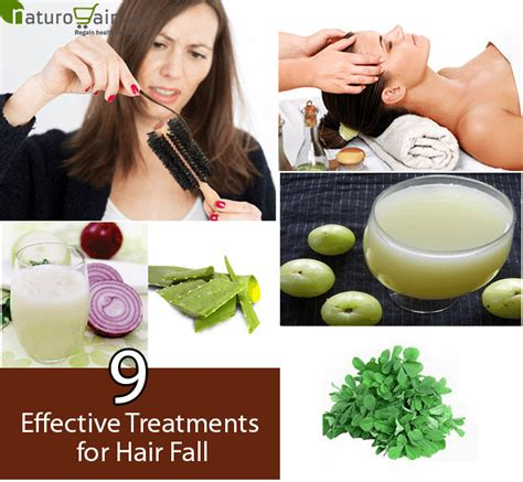 Natural Hair Loss Treatment  9 Effective Treatments For