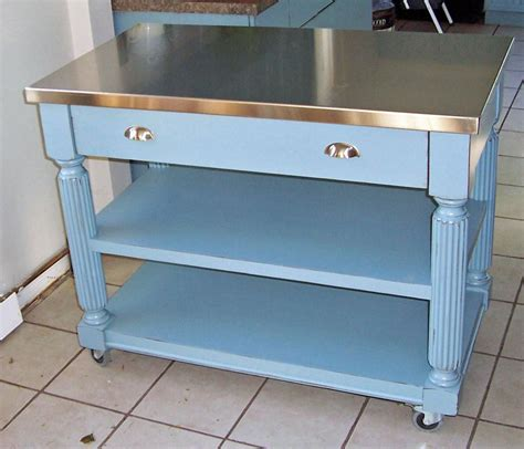 stainless steel kitchen island with drawers custom made kitchen island by park woodcraft ltd 9401