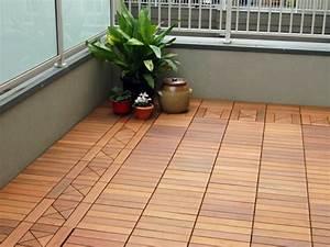 terrace and balcony wood tiles ideas and other floor With whirlpool garten mit bodenbelag balkon wetterfest