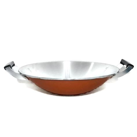 Wajan Maspion Anti Bau maspion clarita wok 33 cm pengorengan wajan alcor anti
